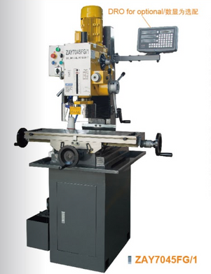 Aiko MILLING & DRILLING MACHINE | Model : ZAY7040A/1