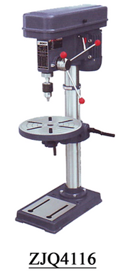 Aiko 16mm Bench Drill Press | Model : ZJQ4116 | Type : With motor, No Motor