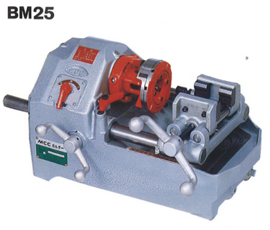 MCC Bolt Threading Machine | Model : BM 25 - Aikchinhin