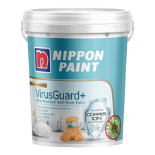 Load image into Gallery viewer, NIPPON Paint Virusguard+ 5L