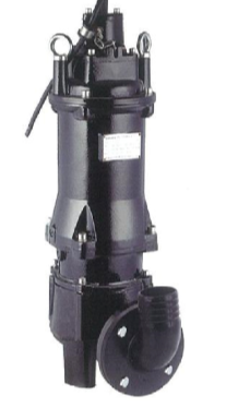 Aiko 5.5HP 415V Sewage Pump 80WQX40-15-4 | Model : WP-80WQ-5.5HP