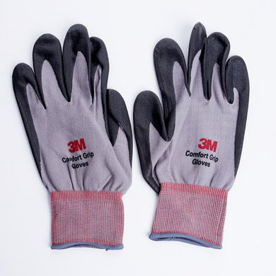 3M Comfort Grip Gloves | Sizes : M or L | Model : GLOVE-CGG - Aikchinhin
