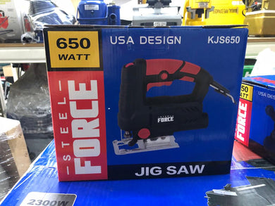 Steel Force 650W Jig Saw | Model : KJS650