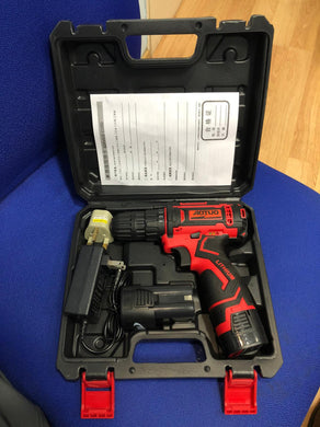 Aotuo 18V Lithium Battery Drill Driver with 2 Battery & 1 Charges | Model : AOTUO-18V