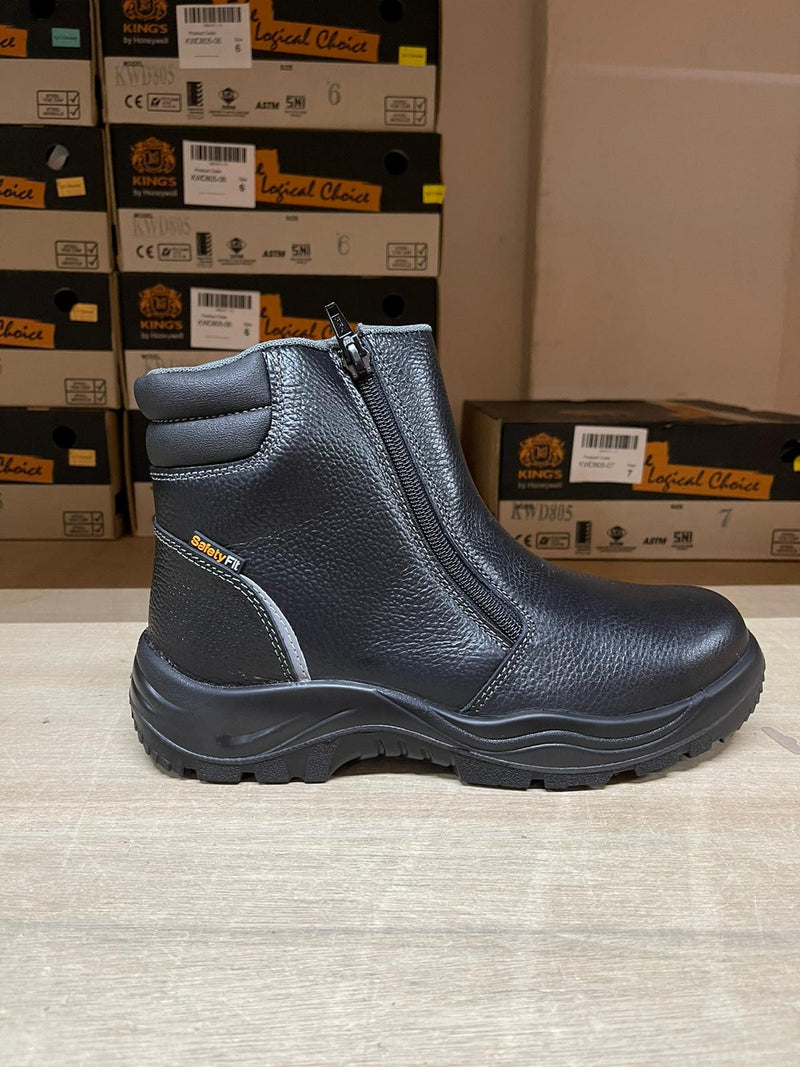 Safetyfit Safety Shoe D12806 | Model : SHOE-S806 | Uk Size : 5, 8, 9, 10