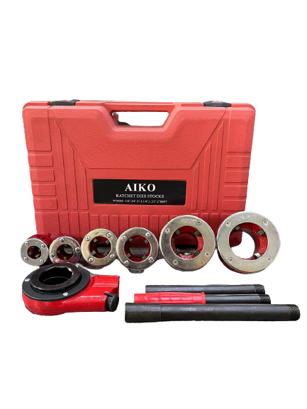 Aiko Manual Ratchet Threading Tool |  Model : TM-WT6065
