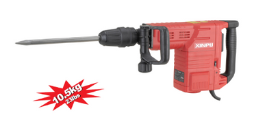 Xinpu Hammer Drill (Red)  | Model : XP-G55B