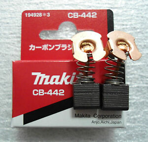 MAKITA CARBON BRUSH CB 442 FOR BHR 261 (194928 3) - Aikchinhin