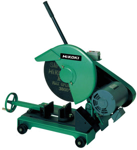 "Hitachi / Hikoki 16"" 415V Cutting Machine 