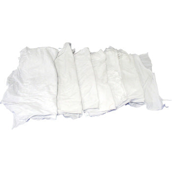 White Cloth (Rag) | Size : 14 -16kg | Model : RAG-WHITE - Aikchinhin