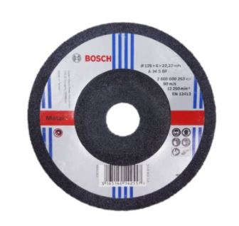 "BOSCH 5""x6mm Grinding Disc 