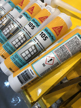 Load image into Gallery viewer, SikaHyflex®-105 Weather Sealant for Curtain Wall, glass and metal facades | Model : SIKA-105 - Aikchinhin