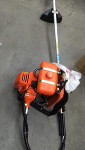 Aiko 2 Stroke Petrol Back Pack Brush Cutter | Model : BC-BG328