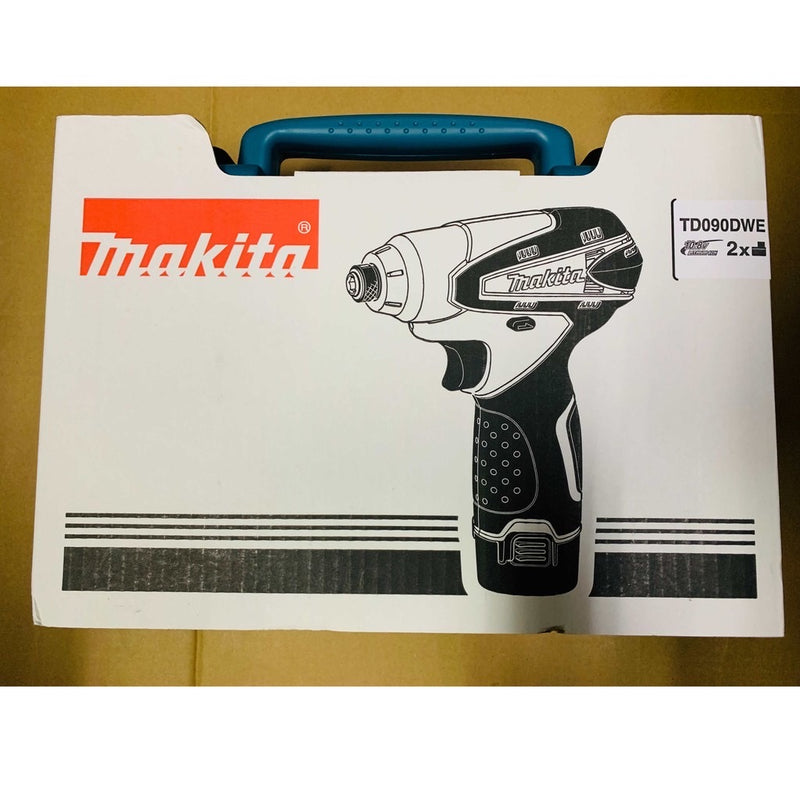 MAKITA 10.8V CORDLESS IMPACT Driver | Model : M-TD090DWE**