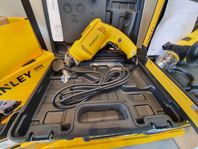 Stanley 10mm 550W Rotary Drill (Driver) with Variable Speed | Model : STDR5510-XD - Aikchinhin