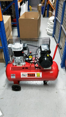 Tiger 3Hp 50L 220V Belt Driver Air Compressor | Model : GHE2055-50