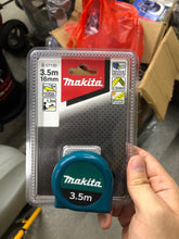Load image into Gallery viewer, Makita Measure Tape 3.5Mx16Mm (B-57130)
