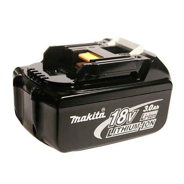Makita 18V Li Ion Battery | Amphere : 3.0Ah, 5.0Ah | Model : M*BL18
