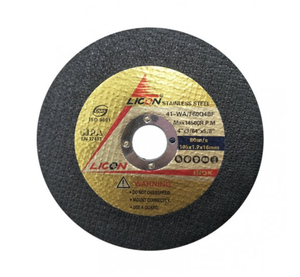 "Licon 4"" 1.2mm Cutting Disc for Stainless Steel - Aikchinhin"