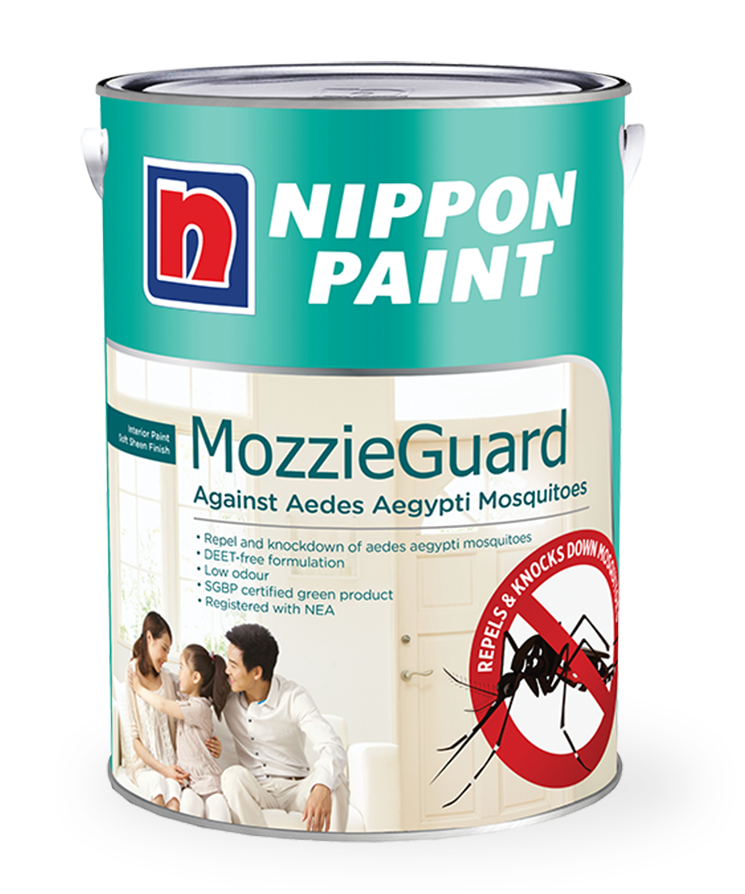 NIPPON MozzieGuard Base 1, 2 and White - Aikchinhin