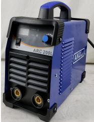 Aiko 110V/220V Dual Welder 3M Welding Cable+3M Earth Cable | Model : W-ARC200L