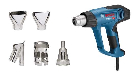 BOSCH HEAT GUN | Model : GHG 20 63 (REPLACE GHG 630 DCE) - Aikchinhin