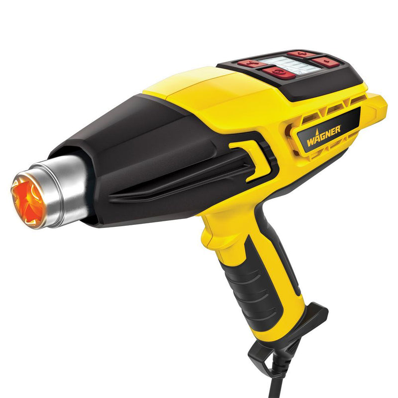 Wagner 1,500 W Heat Gun with LED Display and 12 Temperature Settings | Model : Furno 500 (WAG-HG-F500) - Aikchinhin