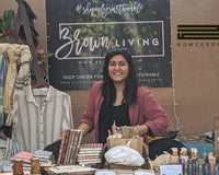 Homegrown Feature for Brown Living