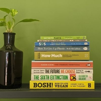 Must-Read Books on Sustainability
