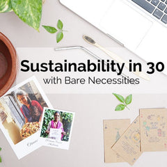 Sustainability in 30 Online Course by Bare Necessities