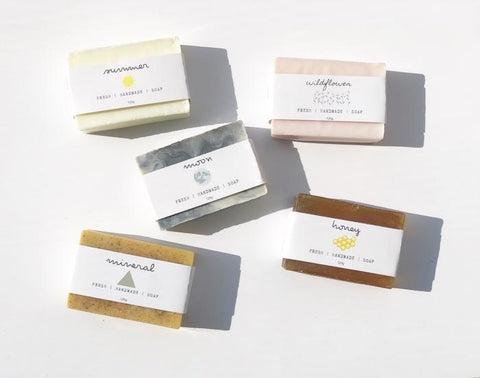 Mineral Plant Beauty | Vegan Plant Based Soap | Brown Living