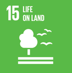 UNDP Sustainable Development Goal # 15 Life On Land
