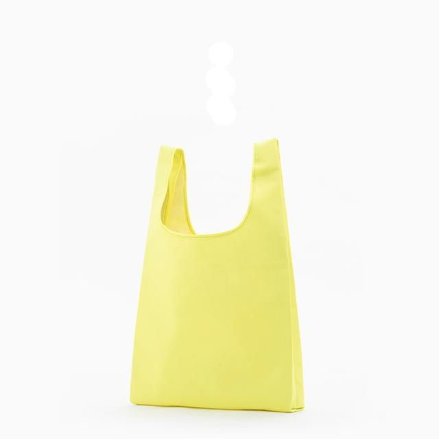 Folding Reusable Shopping Bag  - Ecodesignstore