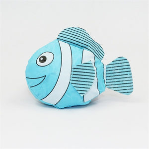 Hot New 7 Colors Tropical Fish Foldable Eco Reusable Shopping Bags  - Ecodesignstore