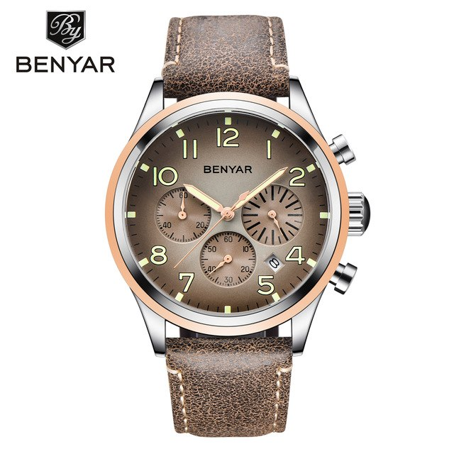 Men's Sport Chronograph Watch Mens Watches - Ecodesignstore