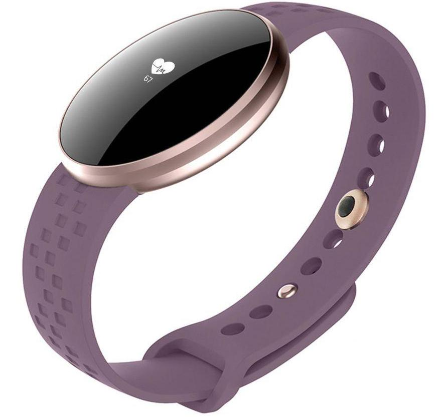 Women Fashion Smart Watch for IOS Android with Fitness Sleep Monitoring IP67 Waterproof Remote Camera Womens Watches - Ecodesignstore
