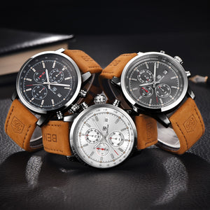 Men's Quartz Chronograph Sport Watch Mens Watches - Ecodesignstore
