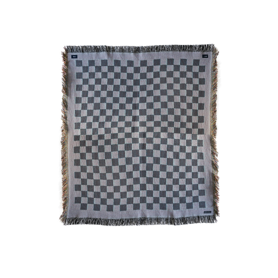 Check - Throw Blanket