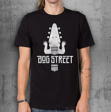 Load image into Gallery viewer, Fret Gator - Bog Street T-Shirt Design - Made in USA