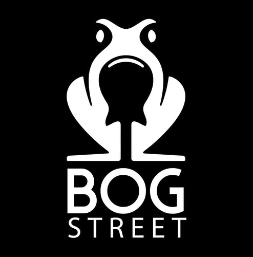 Bog Street Logo T-Shirt - Made in USA