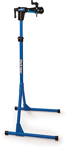 Park Tool Unisex Adult PCS-4-2 - Deluxe Home Mechanic Repair Stand With 100-5D Clamp Tool