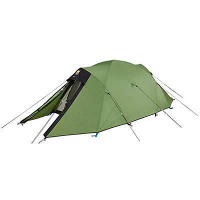 Wild Country Trisar 2 D 2 Man Technical Tent, Green, One Size