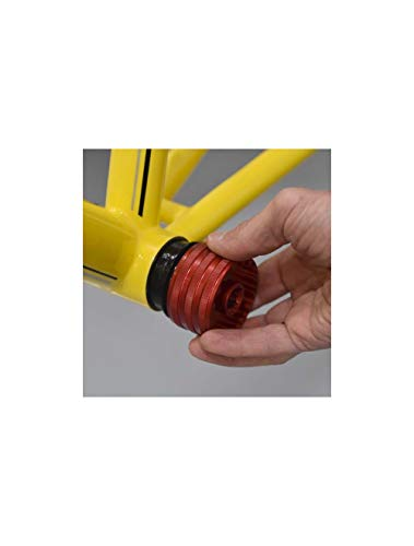 Wheels Manufacturing Unisex's Bottom Bracket Tool Kit red, One size