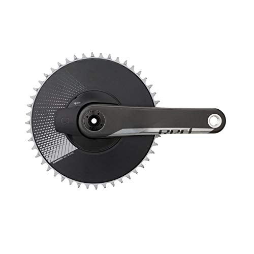 Sram RED AXS Quarq D1 Crank Set 48 teeth DUB black Crank length 172,5mm 2019 Chainsets Mountain bike