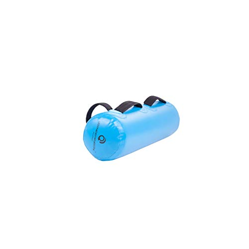 Aquabag Medium - Ultimateinstability - Sand Bag Alternative - Adjustable Aqua Bag and Power Bag with Water - Core and Balance Aquabag - Portable Stability Fitness Equipment - Including 180+ Exercises