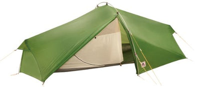 Vaude Unisex's Power Lizard SUL One Size/1-2, Tent Green, 2 Person