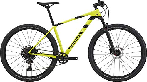 "Cannondale MTB F-Si Carbon 5 29"" 2020 Colour NYW (Yellow/Black) TG. M"