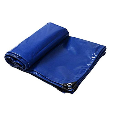 MHKJ Tarps- Tarpaulin Padded Waterproof Cloth -Waterproof Sunscreen Tarpaulin Stage Tarpaulin Tarpaulin Retractable Shed Cloth Push-pull Tarpaulin For Camping Fishing Gardening & Pets & etc