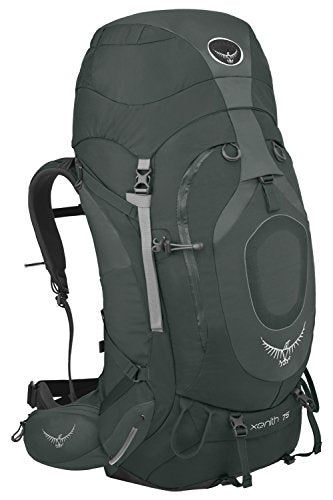 Osprey Xenith 75 Backpack Men L grey 2017 outdoor daypack