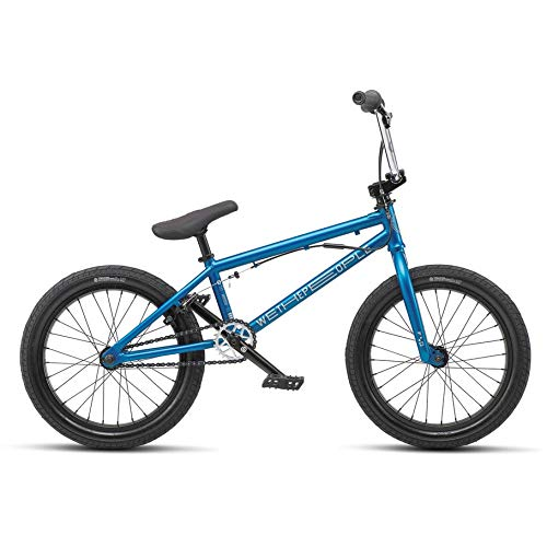 "We The People CRS FS BMX Bike 18"" Metallic Blue"